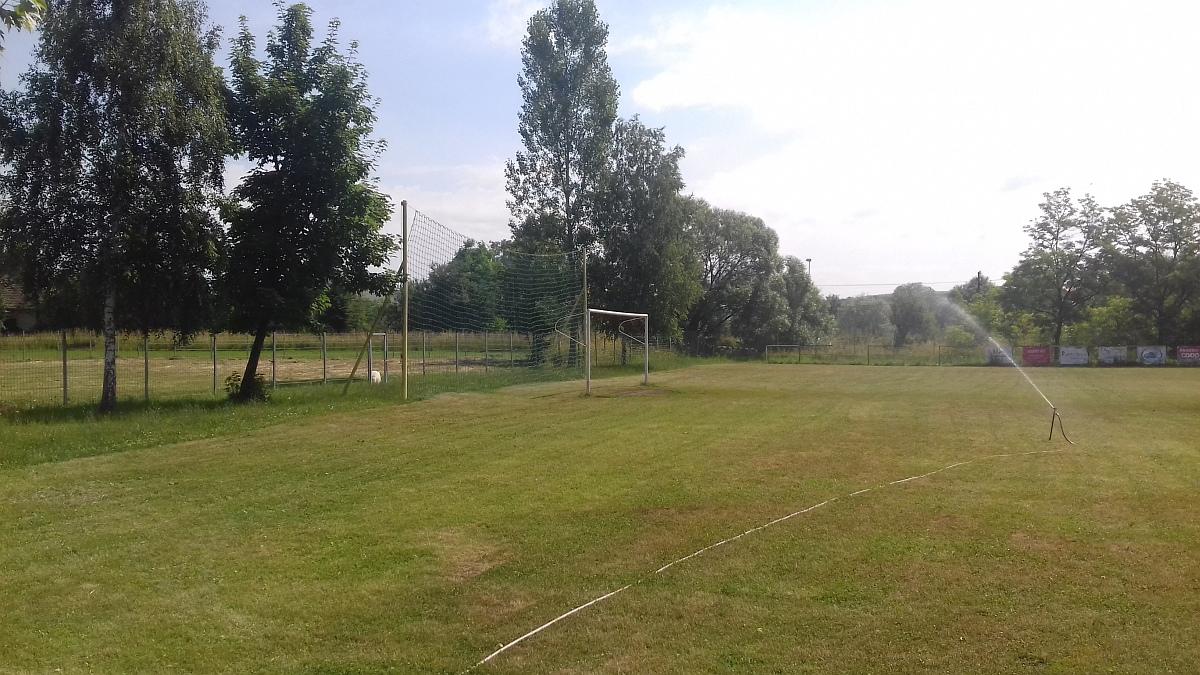 Szendrői VSSZK focipálya